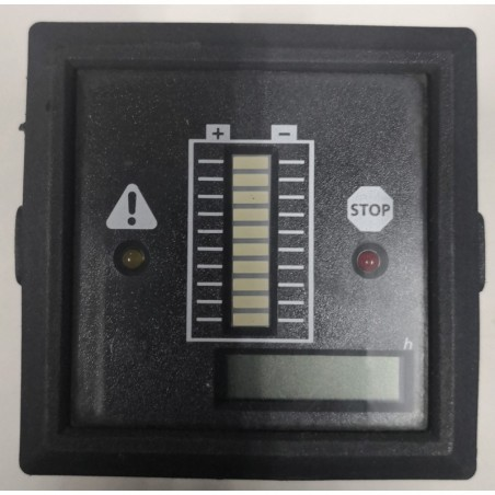 Jungheinrich Batterie Entlade Anzeige 51201886